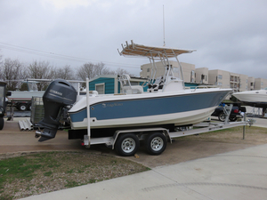 Used Edgewater 208CC Center Console Fishing Boat For Sale