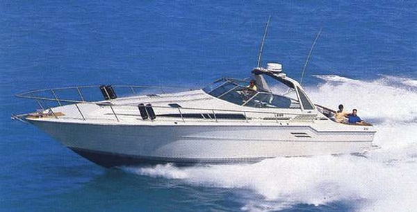 Used Sea Ray 460 Express Cruiser Express Cruiser Boat For Sale