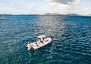 Used Sealegs 7.1m RIB Tender Boat For Sale