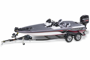 New Nitro Z-8 Bass Boat For Sale