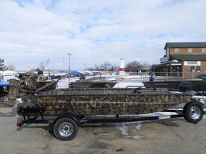 New Excel Boats 1754 SWV4 Jon Boat For Sale