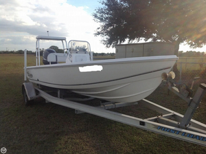 Used Sea Chaser 180 Flat Series Flats Fishing Boat For Sale
