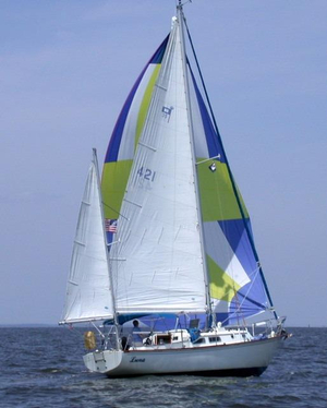 Used Pearson Racer and Cruiser Sailboat For Sale
