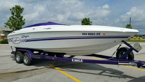 Used Baja Marine 502 Aft Cabin Boat For Sale