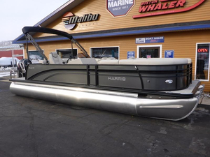 New Harris Sunliner Series 240 Pontoon Boat For Sale