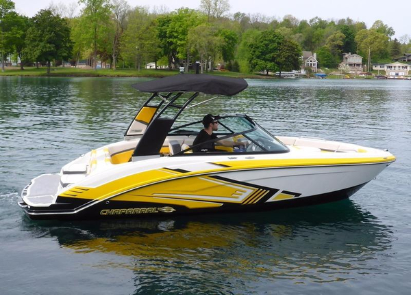 New Chaparral 203 VRX TWIN Bowrider Boat For Sale