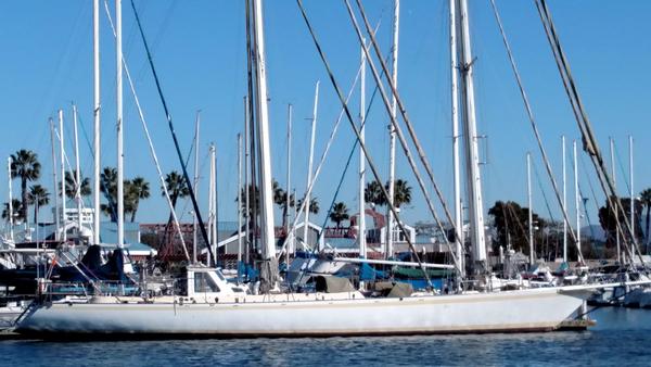 Used Madlener Staysail Schooner Sailboat For Sale