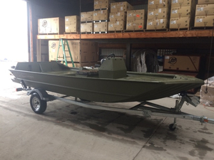 New Lowe Roughneck 1760 Pathfinder Jon Boat For Sale