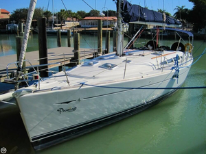 Used Jeanneau Sun Odyssey 45 Racer and Cruiser Sailboat For Sale