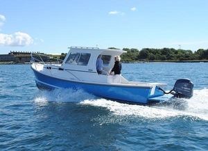 Used Eastern Boats 248 Explorer Pilothouse Boat For Sale
