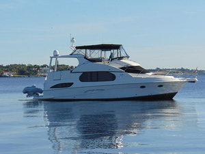 Used Silverton Aft Cabin Boat For Sale