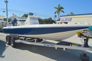 New Skeeter SX210 Saltwater Fishing Boat For Sale