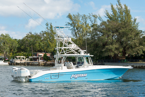 Used Hydra-Sports 4200 Sf Center Console Boat For Sale