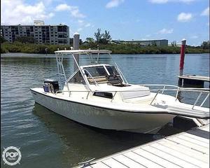 Used Mako 230 Walkaround Fishing Boat For Sale