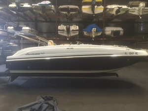 Used Hurricane SS 188 OB Deck Boat For Sale
