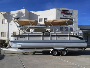 Used Premier 250 Escapade Pontoon Boat For Sale