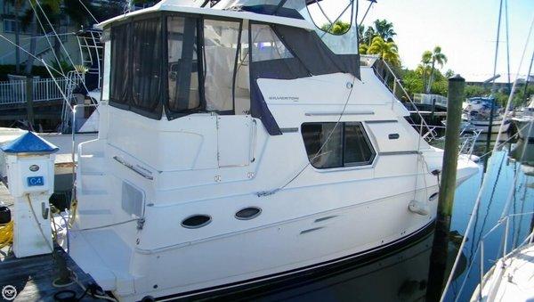 Used Silverton 322 Motoryacht Aft Cabin Boat For Sale
