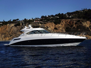 Used Sea Ray 540 Sundancer Cruiser Boat For Sale