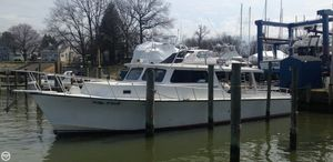 Used Chesapeake 48 Downeast Fishing Boat For Sale