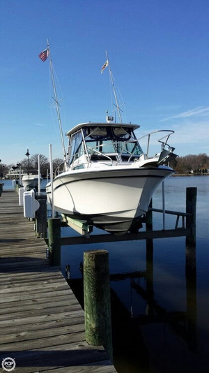 Used Grady-White 25 Walkaround Fishing Boat For Sale