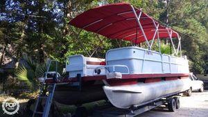 Used Monark 240 Pontoon Boat For Sale
