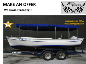 Used Duffy 18Lx Tender Boat For Sale
