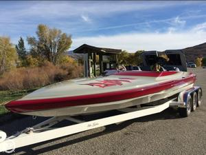 Used Cole Boats 22 High Performance Boat For Sale