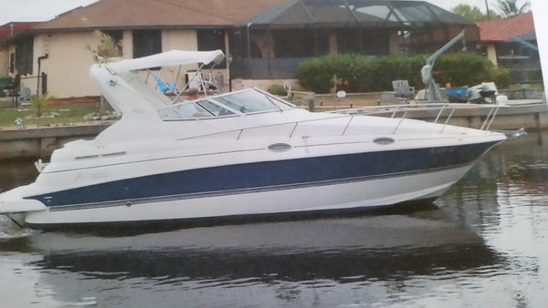 Used Cruisers Sport Series 280 CXI Express Cruiser Boat For Sale