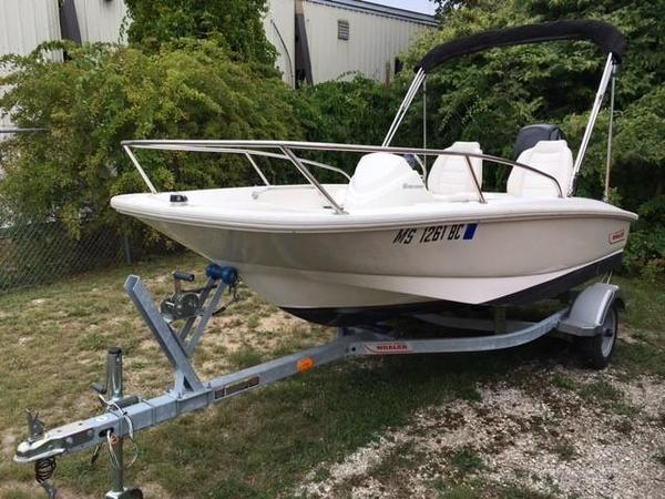 Used Boston Whaler Runabout Boat For Sale
