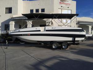 Used Ebbtide 2400 Fun Cruiser SC Runabout Boat For Sale