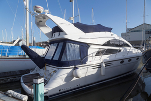 Used Fairline Phantom 40 Motor Yacht For Sale