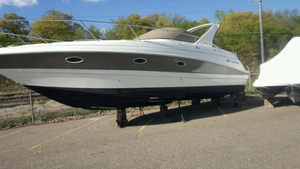 Used Larson Cabrio 330 Cruiser Boat For Sale