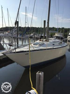 Used C & C Yachts 38 Sloop Sailboat For Sale