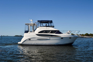 Used Meridian 368 Motoryacht Aft Cabin Boat For Sale