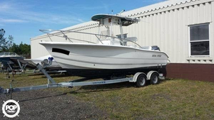 Used Sea Pro 206 Center Console Fishing Boat For Sale