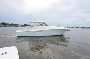 Used Tiara 4300 Open Saltwater Fishing Boat For Sale