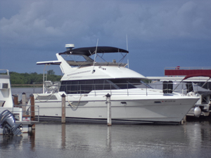 Used Bayliner 4387 MY Motor Yacht For Sale