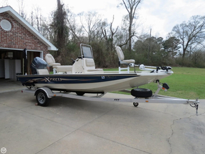 Used Xpress H18B Hyper-Lift Bay Boat For Sale