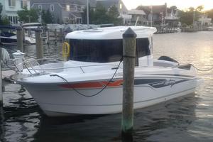 Used Beneteau America Barracuda 7 Saltwater Fishing Boat For Sale