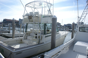 Used Topaz Fly Bridge Flybridge Boat For Sale