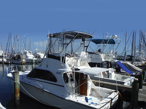 Used Luhrs Tournament Flybridge Boat For Sale