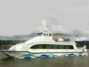Used Zhuhai Jianglong JL21.60 Catamaran Boat For Sale