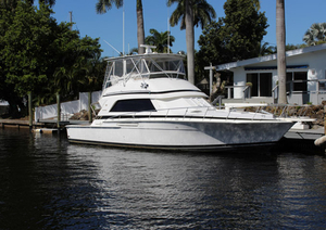 Used Bertram Sportfish Cruiser Boat For Sale