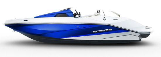 Used Scarab 165 Bowrider Boat For Sale