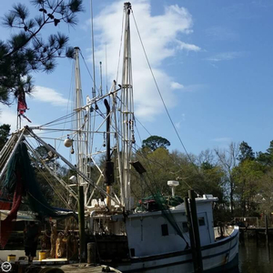 Used Biloxi Lugger 45 Commercial Boat For Sale
