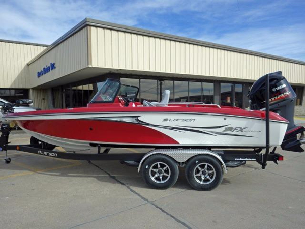 New Larson FX 2020 DCFX 2020 DC Freshwater Fishing Boat For Sale