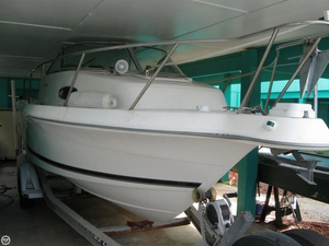 Used Wellcraft 22 WA Walkaround Fishing Boat For Sale