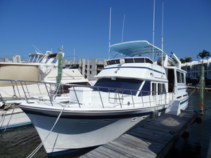 Used Jefferson 52 Sun Deck Aft Cabin Boat For Sale