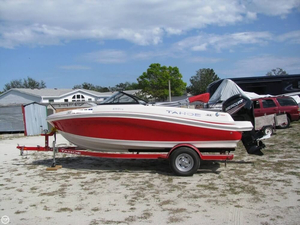 Used Tahoe 450TS by Tracker Marine Bowrider Boat For Sale