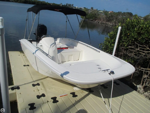 Used Boston Whaler 170 SuperSport Runabout Boat For Sale